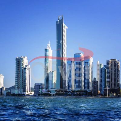Epic Tower, Cobertura 5 Dormitorios, 4 Vagas De Garagem, Centro, Balneário Camboriú, Santa Catarina - Ap00830 - 33545850