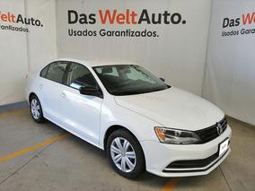 Volkswagen Jetta L4/2.0 Aut