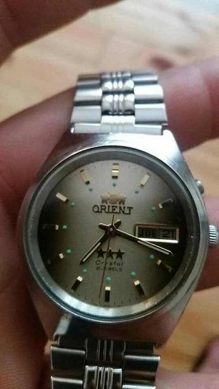 Relógio 3 Estrelas Automático