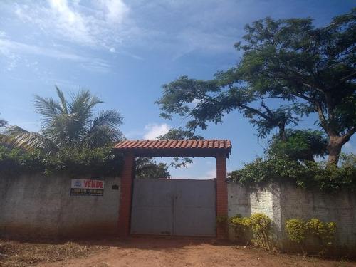 Rural - Venda - Chácara Recreio Alvorada - Cod. Ch0009 - Vch0009