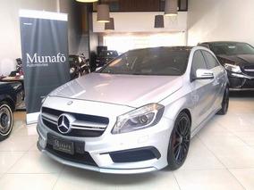 Mercedes Benz Clase A 1.6 A45 Amg W176 - Cons. Opciones