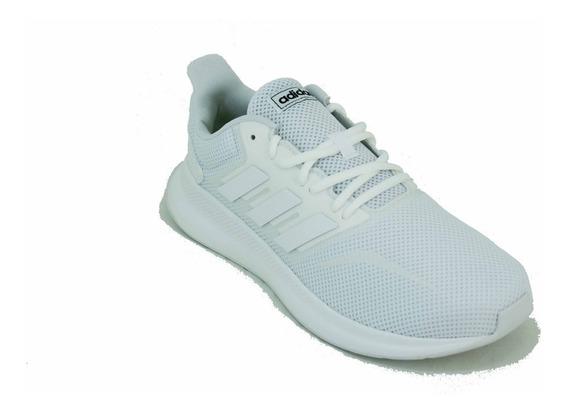 Zapatilla adidas Runfalcon Blanco Hombre Deporfan