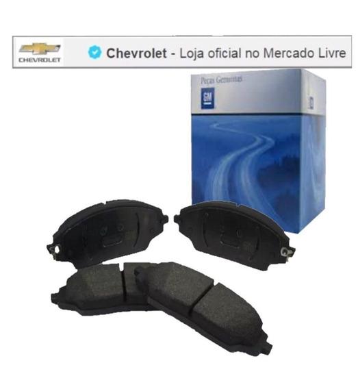 Jogo Pastilha De Freio Dianteiro Cobalt Spin - Gm 52131193