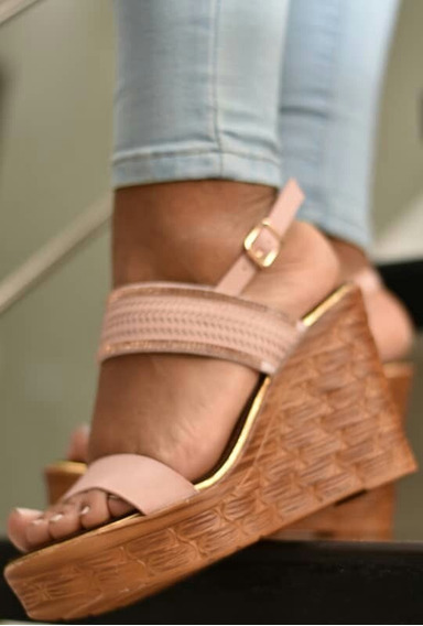 Sandalias Cuñas Para Dama Jepa Fashion