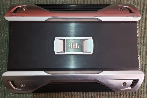 Amplificador Monoblock Jbl Gto - 7001 Ideal Para Subwoofer