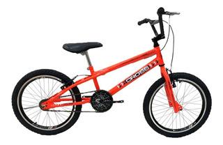 Bicicleta Infantil Aro 20 Cross Bmx