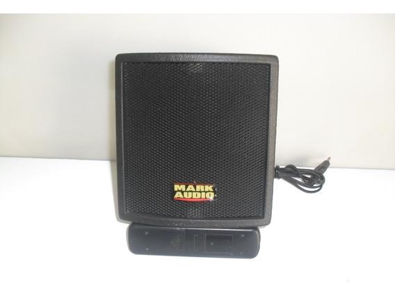 Mini Caixa Da Som Amplificada Mark Audio