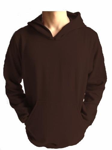 Sweater Suéter Unicolor Especial Para Bordar O Estampar