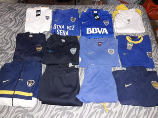 Ropa De Boca Juniors De Utileria Del Club Original Consulta