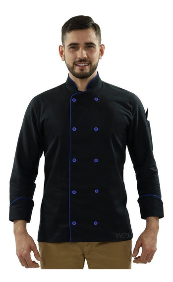 Doma Chef Cozinha Gambuza Uniforme Profissional Masculino