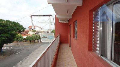 Casa Residencial À Venda, Jardim Morada Do Sol, Indaiatuba. - Ca2272
