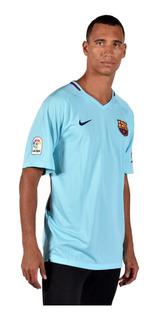 Jersey Nike Barcelona Hombre Azul Alternativa 847254485