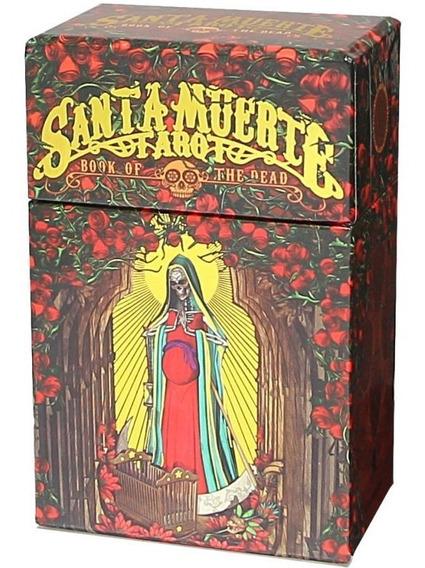 Tarot Santa Muerte Cartas + Manual Lo Scarabeo