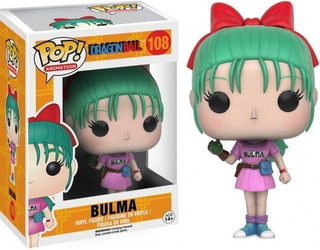 Funko Pop Original #108 Dragon Ball Z Bulma