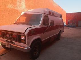 Ambulancia Ford