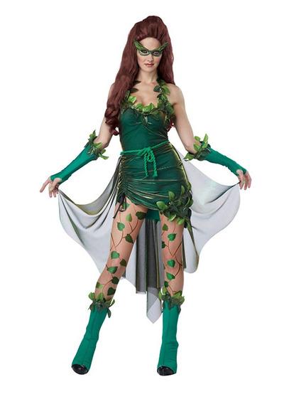 Disfraz Mujer Hidra Venenosa Talla Chico Halloween