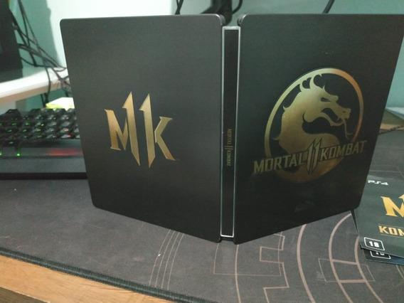 Mortal Kombat 11 Steelbox