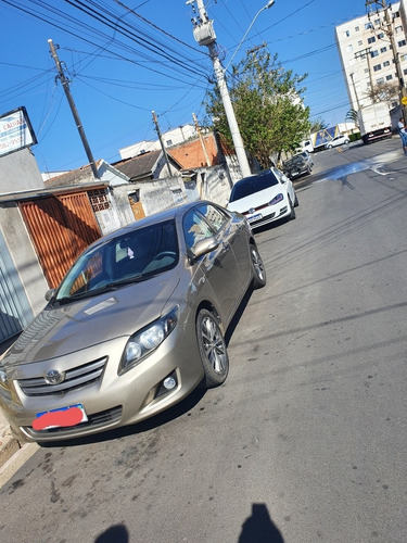Imagem 1 de 4 de Toyota Corolla 2009 1.8 16v Xei Flex Aut. 4p