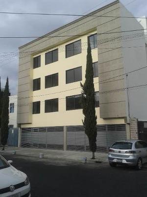 Depto Del Valle Renta 118m2 (3 Rec. 2 Bañ.)