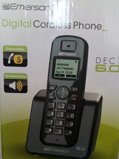 Teléfono Inalambrico Emerson