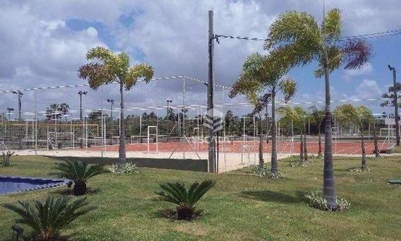 Lote À Venda Jardins Das Dunas, 251 M², Condomínio Fechado, Financia - Mangabeira - Eusébio/ce - Te0355