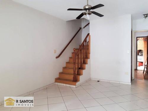 Imagem 1 de 11 de Sobrado À Venda, 88 M² Por R$ 430.000,00 - Vila Paulista - São Paulo/sp - So1356