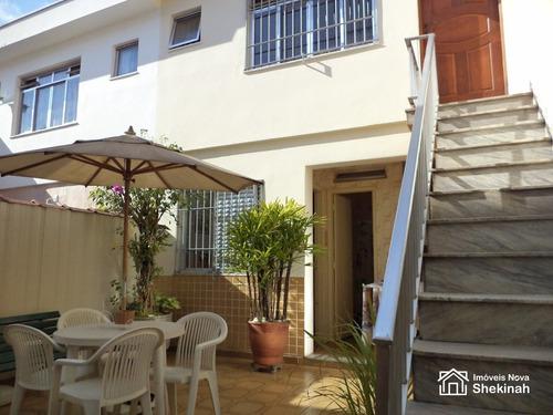 Casa Residencial - Vila Mascote - Ref: 2242 - V-2242