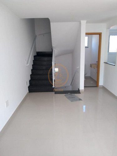 Imagem 1 de 30 de Casa  Com 3 Dormitório(s) Localizado(a) No Bairro Marapé Em Santos / Santos  - 6454