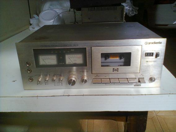Tape Deck Gradiente Cd 3500 Funcionando