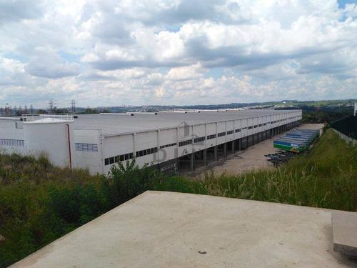Locação De Galpões Em Campinas, Condominio Logistico Dahruj 2 - Ga0645