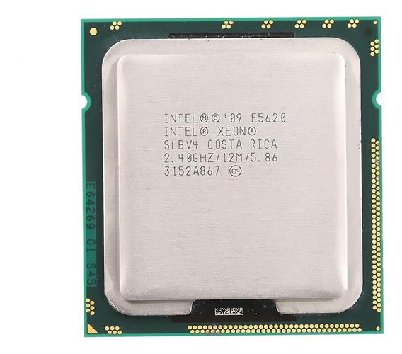 Cache Do Processador Intel® Xeon® E5620 12m 2,40 Ghz 5,86 Gt