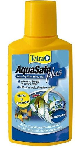 Acondicionador Para Acuarios Aquasafe Plus Tetra 500ml  (16,