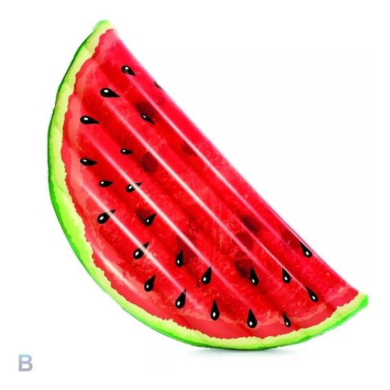 Frutas Colchoneta Flotador Inflable Pileta Bestway 43159
