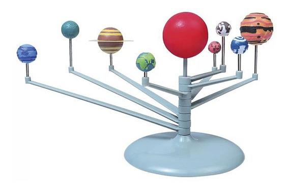 O Jogo Do Planetrio Do Sistema Solar De Diy Da Simula??o 3
