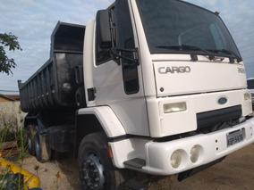 Ford Cargo 2628 Traçado No Chass 80 Mil Ano 10