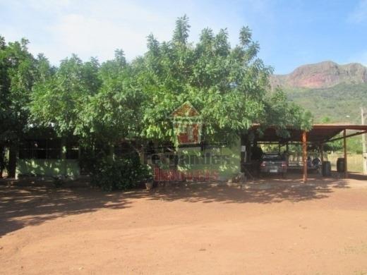 Fazenda À Venda, 10000000 M² Por R$ 10.000.000,00 - Dom Bosco - Corumbá/ms - Fa0163