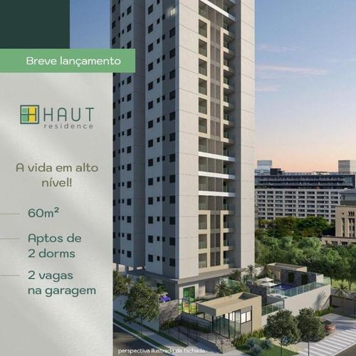 Imagem 1 de 4 de Apartamento À Venda, 60 M² Por R$ 383.907,00 - Bom Jardim - São José Do Rio Preto/sp - Ap5163