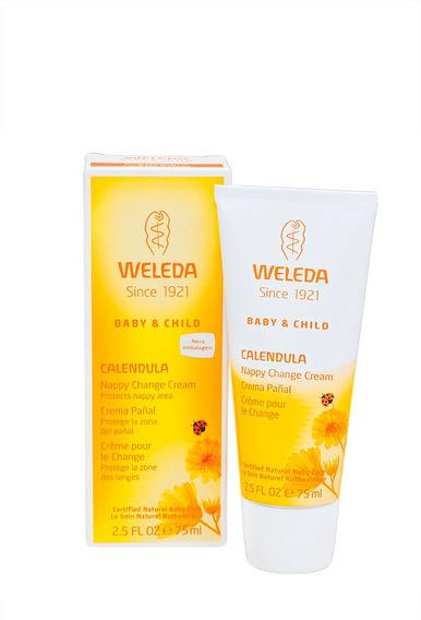 Creme Para Assaduras Calendula - Weleda - 75ml