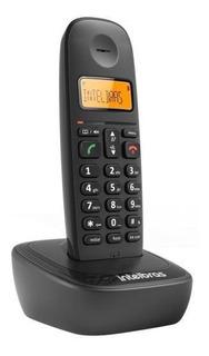 Telefone Sem Fio Digital Ts 2510 Intelbas - Preto
