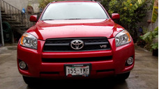 Toyota Rav4 Sport Leher V6 Cd Ra Bl Piel Qc At 2011