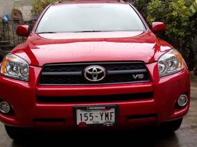 Toyota Rav4 Sport Leher V6 Cd Ra Bl Piel Qc At 2011