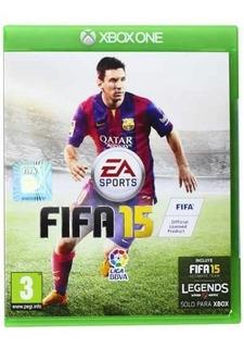 Juego Xbox One Fifa 15 Edicion Ultimate