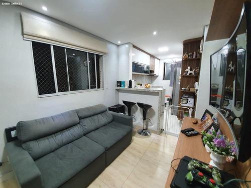 Apartamento Para Venda Em Piracicaba, Jardim São Francisco, 2 Dormitórios, 1 Banheiro, 1 Vaga - Ap424_1-1713961