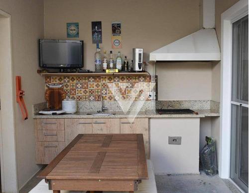 Imagem 1 de 9 de Sobrado Com 3 Dormitórios À Venda, Condomínio Residencial Monte Bello - Sorocaba/sp - So1387