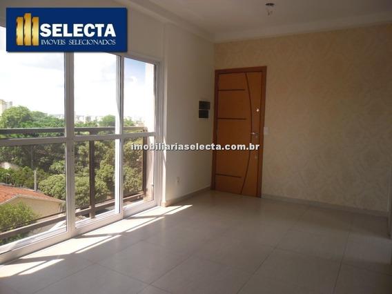 Apartamento 2 Quartos Para Venda No Bairro Higienópolis Em São José Do Rio Preto - Sp - Apa2476