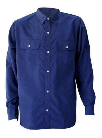 Camisa Outdoor Tactel Nylon +uv Liquidación Saldo