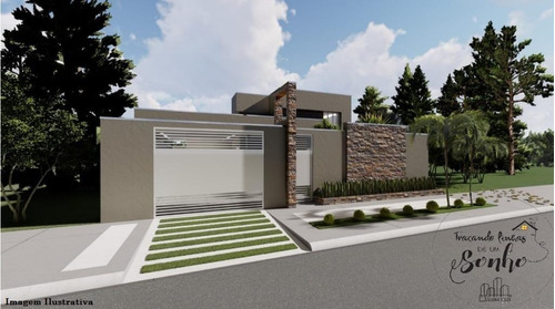 Casa Em Residencial Do Bosque, Mogi Mirim/sp De 94m² 2 Quartos À Venda Por R$ 380.000,00 - Ca955411