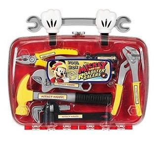 Set De Herramientas Mickey And The Roadster Racers Disney