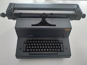 Maquina Escrever Eletrica Olivetti Tekne 3.