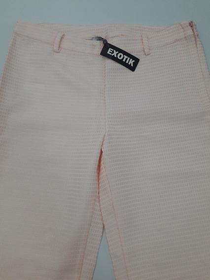 Pantalon Para Dama Exotik, Talla L